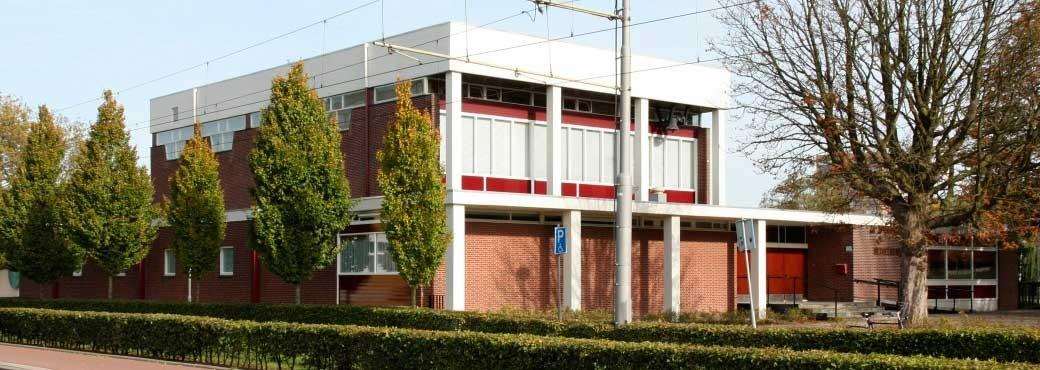 Bethelkerk - overzicht van het gebouw